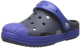 Crocs (クロックス) - [クロックス] クロックス バンプ イット クロッグ キッズ 202282 navy/cerulean blue C8(15.5cm)
