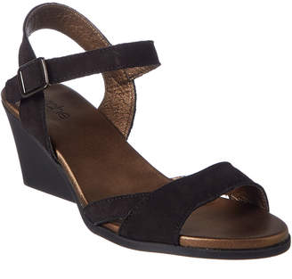 Arche Ritchi Leather Wedge Sandal