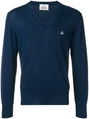 Vivienne Westwood V-neck sweater