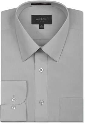 Ward St Men's Regular Fit Dress Shirts, Medium, 15-15.5N 34/35S