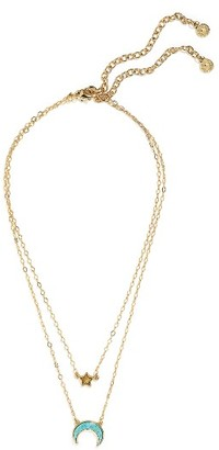 Women's Baublebar Skye Layered Necklace $36 thestylecure.com
