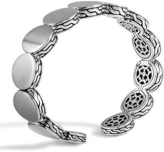 John Hardy Dot Sterling Silver Flex Cuff