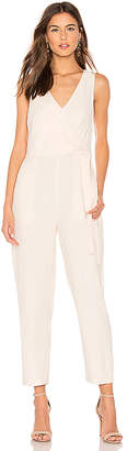 1 STATE Wrap Front Jumpsuit
