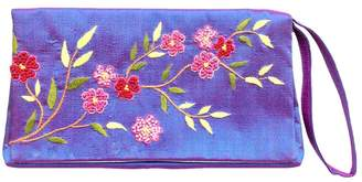 Tu Anh Boutique Hand Embroidered Clutch