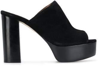 Paris Texas platform sandals