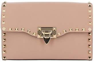 Valentino GARAVANI Mini Bag Rockstud Bag Spike Small In Smooth Nappa Leather With Metal Studs And Shoulder Strap