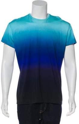 Jonathan Saunders Woven Crew Neck Shirt