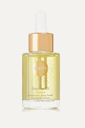 Hayo'u - Beauty Face Oil, 30ml - Colorless