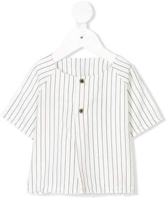 Factory Little Creative Kids striped shirt