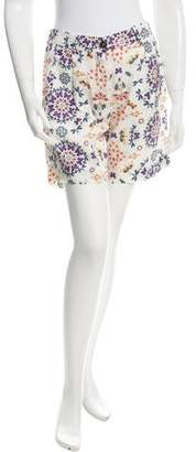Giada Forte Butterfly Printed Shorts w/ Tags