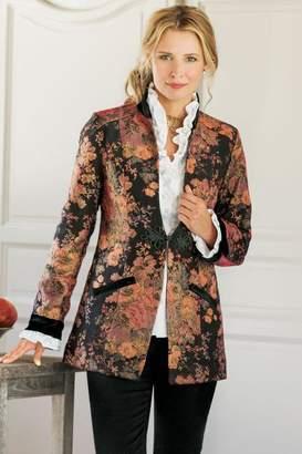 Soft Surroundings Westbury Garden Jacket