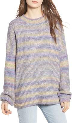 PROSPERITY DENIM Rainbow Marl Sweater