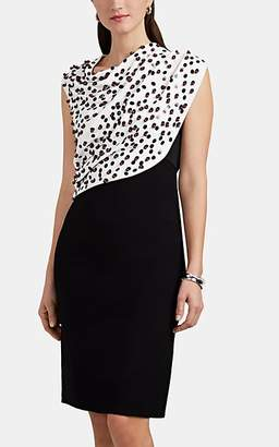 Narciso Rodriguez WOMEN'S DRAPED COCKTAIL DRESS