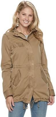 Sonoma Goods For Life Women's SONOMA Goods for Life Long Utility Jacket
