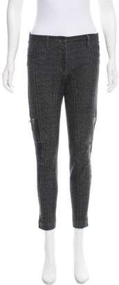 Yigal Azrouel Cut25 by Mid-Rise Skinny Pants