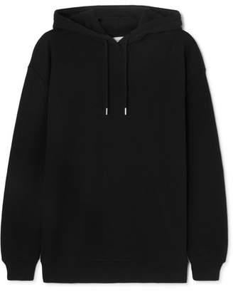 Ninety Percent - Laura Oversized Organic Cotton Hoodie - Black