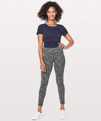 Lululemon Wunder Under High-Rise 7/8 Tight *25""