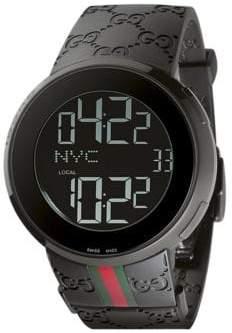 Gucci I Digital Watch