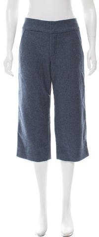 Marc by Marc Jacobs High-Rise Cropped Pants