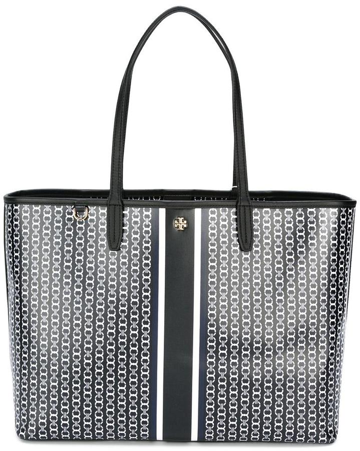 Tory Burch Tory Burch chain print tote