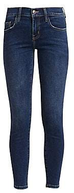 Current/Elliott Women's The Stiletto Low-Rise Skinny Ankle Jeans