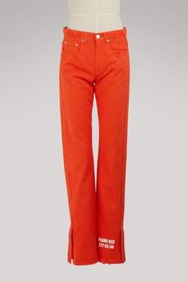 MSGM Pantone pants