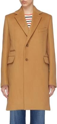 Acne Studios Notched lapel melton jacket