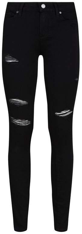 Verdugo Distressed Skinny Jeans