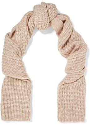 Maje Knitted Scarf