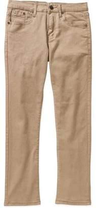 Baresi Boys' Stretch Twill Skinny Pants