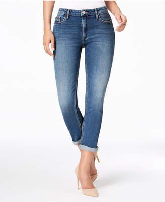 Calvin Klein Jeans Skinny Boyfriend Ankle Jeans