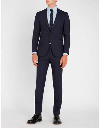BOSS Slim-fit wool suit