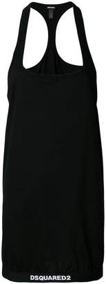 DSQUARED2 racerback tank top
