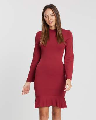 Cooper St Charm Long Sleeve Knit Dress