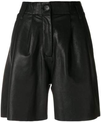 Forte Forte high-waisted shorts