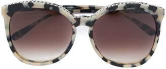 Stella McCartney Eyewear printed frame sunglasses