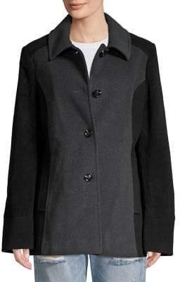 Larry Levine Colorblock Jacket