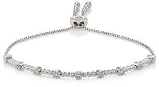 Sara Weinstock Women's Bolo White Diamond Bracelet