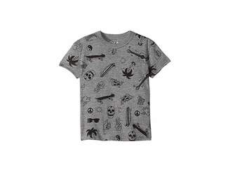 Chaser Kids Extra Soft All Over Cool Print Tee (Toddler/Little Kids)