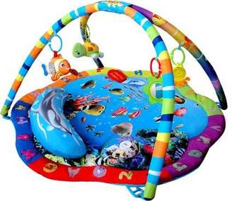 Bebe Style Baby Ocean World Playmat Play Gym Musical Activity Gym