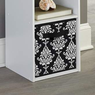 ClosetMaid Cubeicals Damask Fabric Drawers