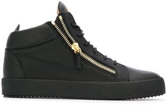 Giuseppe Zanotti Design Kriss high top sneakers