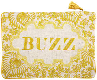 Thomas Paul Buzz Embroidered Pouch