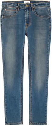 Hudson Jagger Slim Straight Knit Denim Jeans, Size 8-16