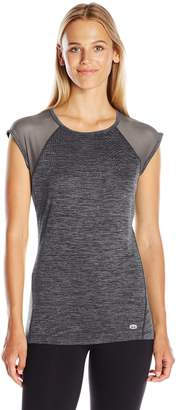 Tapout Women's Warrior Ss Tee