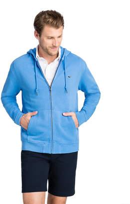 Vineyard Vines Garment-Dyed Full Zip Hoodie