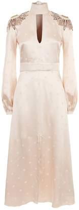 Temperley London Embellished Dress