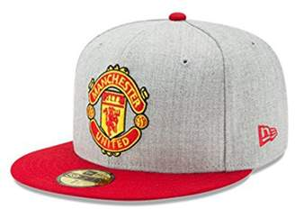 New Era Manchester United Heathr Action Fit Fitted Hat