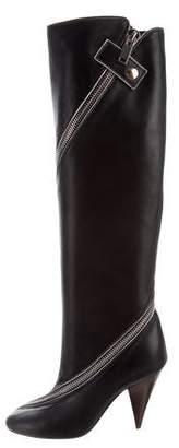 Celine Nappa Knee-High Boots