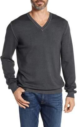 Bugatchi Wool Blend Sweater